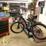 Professioneller E-Bike Service