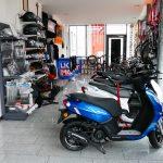 Große Auswahl an E-Bikes, Rollern und Motorrädern